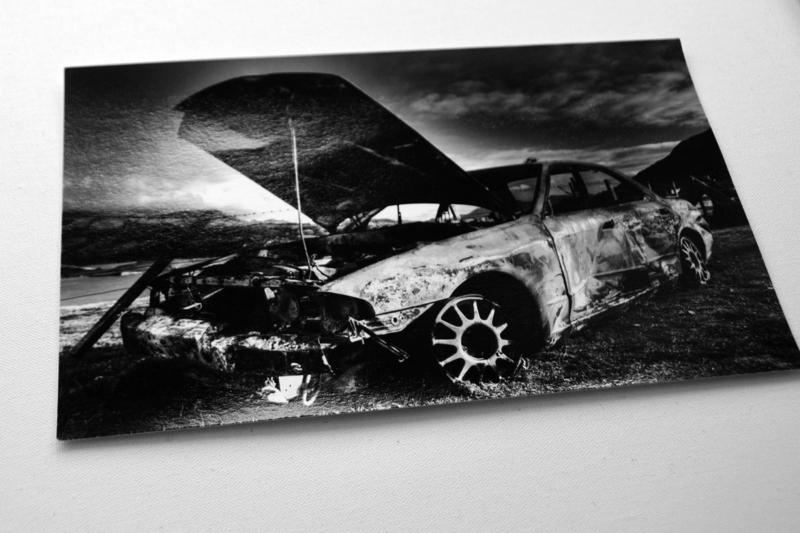 Fineart prints glans 50x100 cm