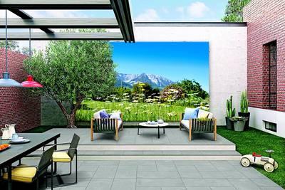 Foto op canvas voor buiten buitenschilderijen vanaf u20ac14.95