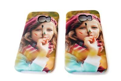 Telefoonhoesje met foto 7.50x15.50 cm