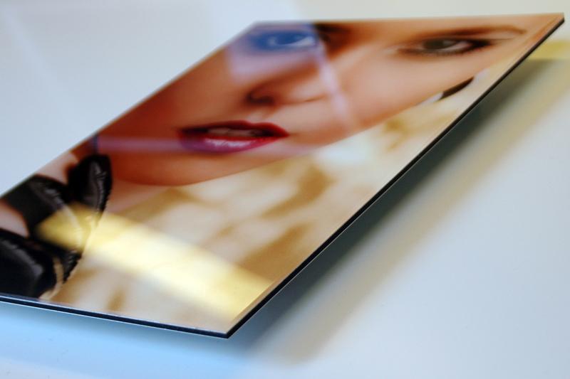 Dagaanbieding - Foto in plexibond 40 x 60 cm dagelijkse koopjes