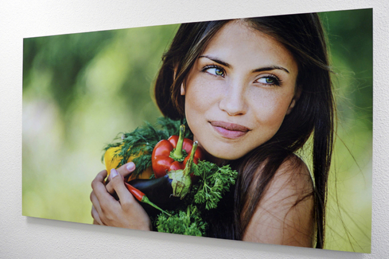 Dagaanbieding - Foto verlijmd op dibond 50 x 70 cm dagelijkse koopjes