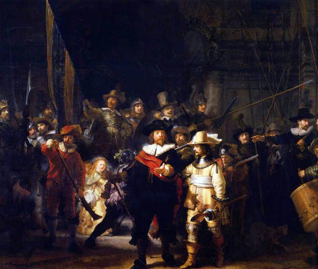 De Nachtwacht (Rembrandt)