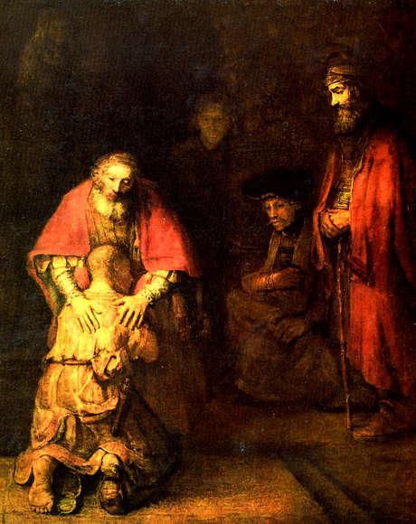 Terugkeer van de Verloren Zoon (Rembrandt)